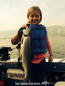 Sockeye fishing on the Columbia River