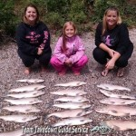 Lake Wenatchee Sockeye Fishing 2 - TeamTakedown Guide Service