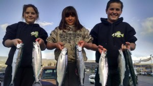 Lake Chelan Kokanee fishing